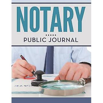 Notary Public Journal by Publishing LLC & Speedy