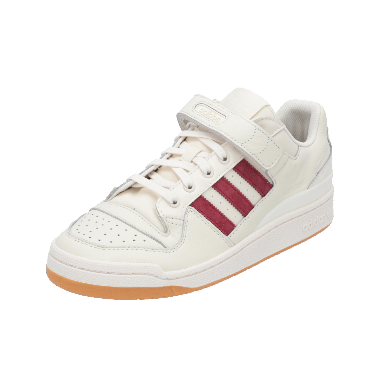 Adidas Originals FORUM LO kvinners joggesko hvit gym sko