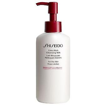 Shiseido Defend Skincare extra Rich Cleansing Milk 125 ml
