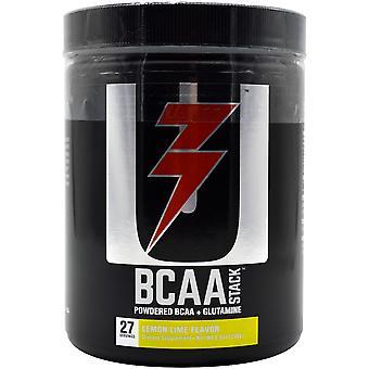 Universele voeding BCAA Stack Voedingssupplement - 250 gram - Citroenlimoen