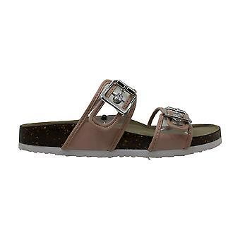 Malanda fille Womens Brando Open Toe occasionnels Slide Sandals