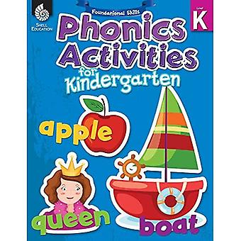 Foundational Skills: Phonics� for Kindergarten: Phonics for Kindergarten (Foundational Skills: Phonics)