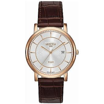 Roamer mens watch of classic line gents 709856 49 17 07