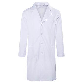 Allthemen Men & Apos ;s Medical Coat maneca lung medical a rochiilor de sănătate