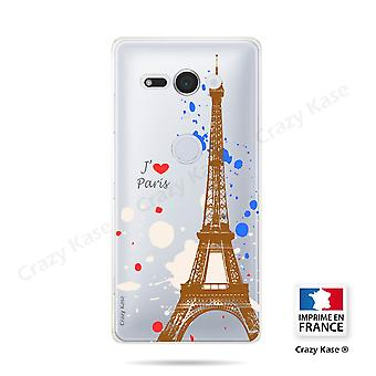 Hull For Sony Xperia Xz2 Compact Flexible Paris