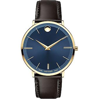 Movado - Montre-bracelet - Hommes - 0607088 - ULTRA SLIM - Quartz Watch