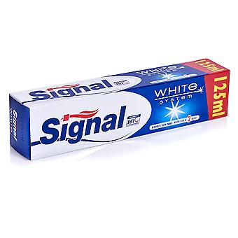 Signal White System Toothpaste