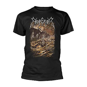 Empereur avec la force je brûle t-shirt officiel Mens Unisex