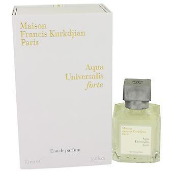 Aqua Universalis Forte Eau De Parfum Spray By Maison Francis Kurkdjian 2.4 oz Eau De Parfum Spray