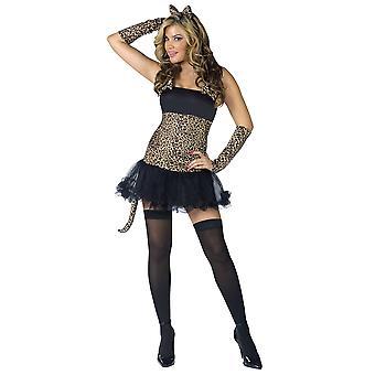 Women Wild Cat Sexy Costume