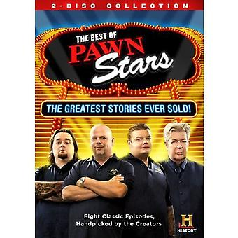 The Best of Pawn Stars: The Greatest Stories Ever Sold! [2 Discs] [DVD] USA import