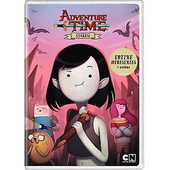 Adventure Time: Stakes Miniseries (V11) [DVD] USA import