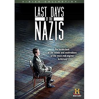 Letzten Tage von den Nazis [DVD] USA import