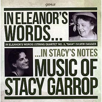 S. Garrop - In Eleanor's Words [CD] USA import