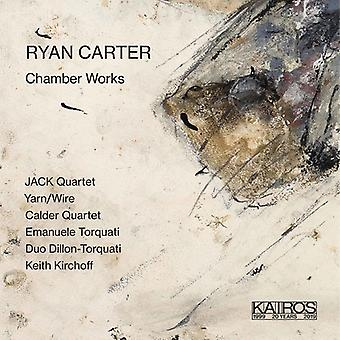 Chamber Works [CD] USA import
