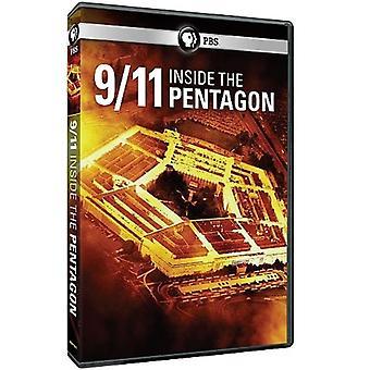 9/11 Inside the Pentagon [DVD] USA import