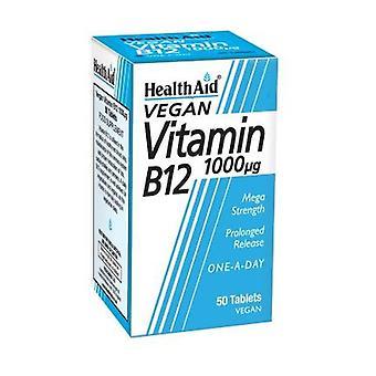 B12 vitamin 50 tablets