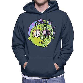 Rick en Morty Mutant Morty mannen ' s Hooded Sweatshirt