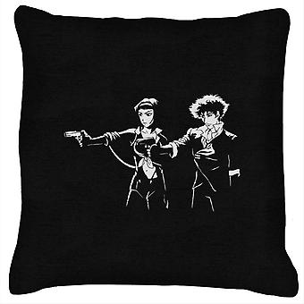 Cowboy Fiction Cowboy Bebop Cushion