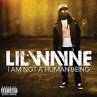 Lil Wayne - I Am Not a Human Being [CD] USA import