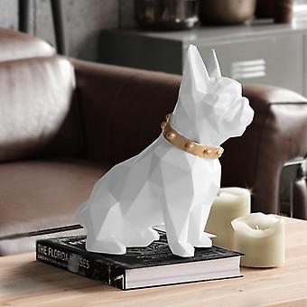 Textura Moderna Cute Resin Dog - Cofrinho