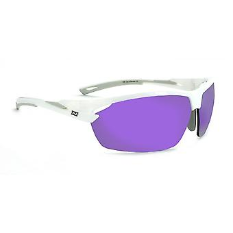 Optic nerve tach - high performance interchangeable vented mens sports sunglasses
