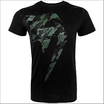 Venum tecmo giant t-shirt - black khaki