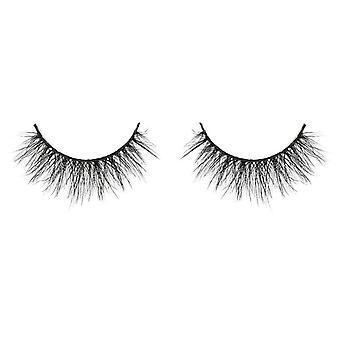 Lash XO Premium 3D False Mink Eyelashes - ChloeXO - Lightweight and Fluffy