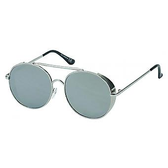 Sunglasses Unisex Cat.3 Grey Lens (19-085)