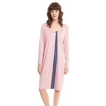 Rösch Pure 1203568-16591 Women's Dusty Rose Nightdress