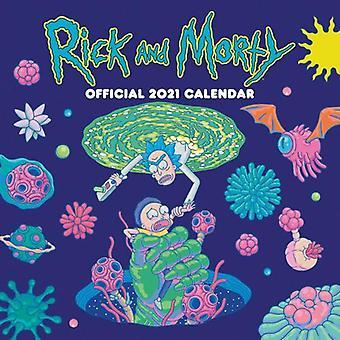 Rick e Morty Calendario 2021