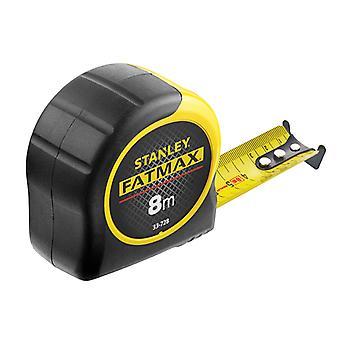Stanley Tools Cinta FatMax BladeArmor 8m (Ancho 32mm) (Solo métrica) STA033728