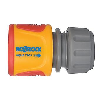 Hozelock 2075 Soft Touch Aqua Stop Connector HOZ2075