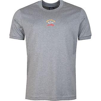 Paul And Shark Small Centre Logo T-Shirt