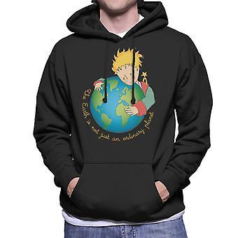 Pieni prinssi maa ei ole vain tavallinen planeetta Men's Huppari