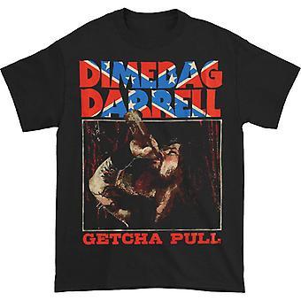 Dimebag Darrell Getcha Pull T-shirt