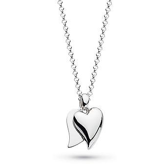 "Kit Heath Desire Love Duet Heart 18"" Ketting 90509RP"