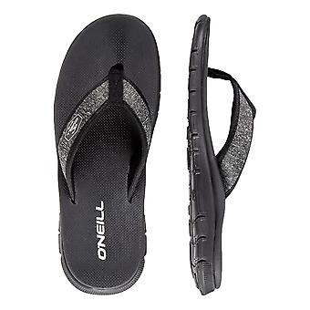 O'Neill Arch Structure Sandals - Black Out