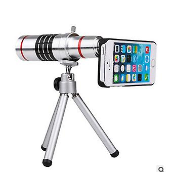 18x Iphone Lens Mobile Phone Universal Long Lens Mobile Phone Zoom Telescope Lens