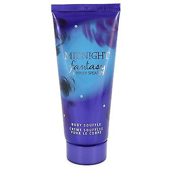 Fantasy Midnight Body Lotion By Britney Spears 3.3 oz Body Lotion