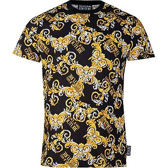 Versace jeans Couture barock Print T-shirt