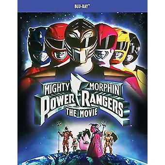 Mighty Morphin Power Rangers: The Movie [Blu-ray] USA import