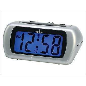 Acctim Auric LCD Alarm Clock 12340