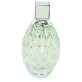 Jimmy Choo Floral By Jimmy Choo Eau De Toilette Spray (tester) 3 Oz (women) V728-546785