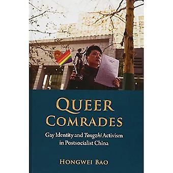 Queer Comrades: Gay Identity and Tongzhi Activism in Postsocialist China: 2018 (Gendering Asia)