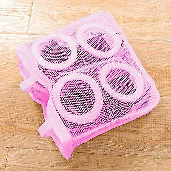 Laundry Bag Shoes Organizer Bag For Shoe Mesh Laundry Shoes Bags Dry Shoe Home
