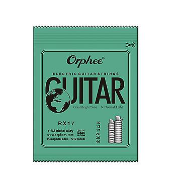 Practiced Nickel Plated Steel Guitar Strings For Electric Guitar With Original