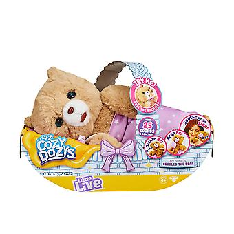 Little live pets 28847 cozy dozys, multi-colour