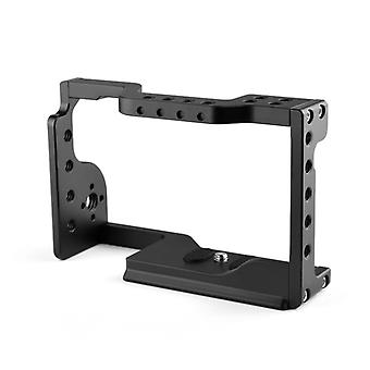 YELANGU C17-A YLG0913A-B Video Camera Cage Stabilizer for Sony A6600 (Black)