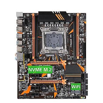 Desktop Motherboard Lga 2011-3 With M.2 Nvme Slot Wifi Support Dual Channel
